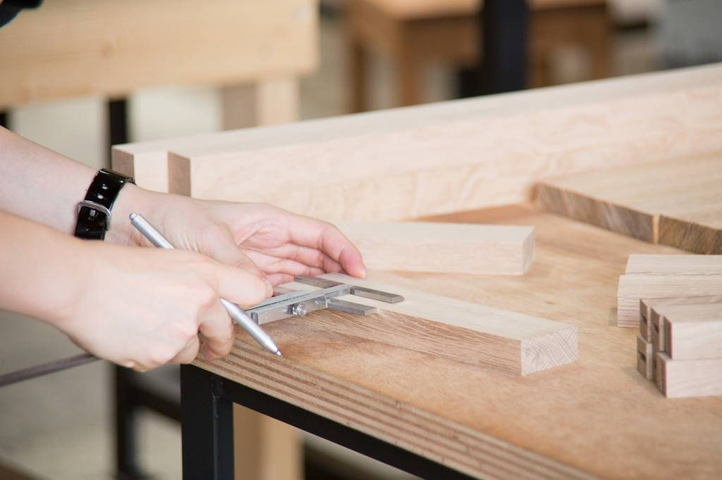 ツバキラボ 木工 DIY レッスン
