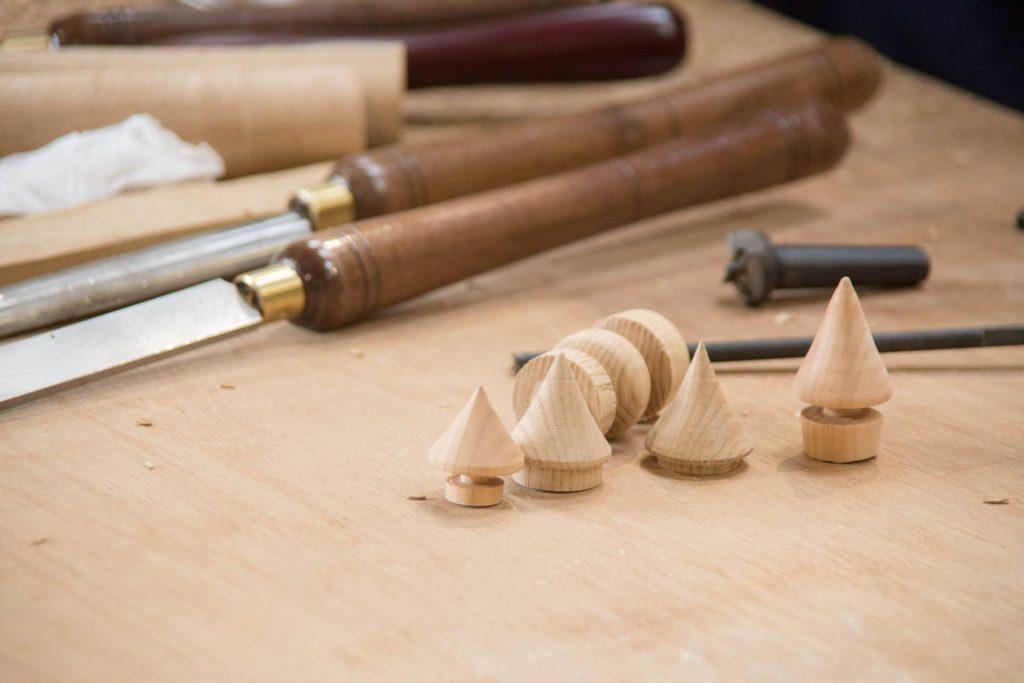 木工旋盤 教室 ツバキラボ レッスン シェア工房