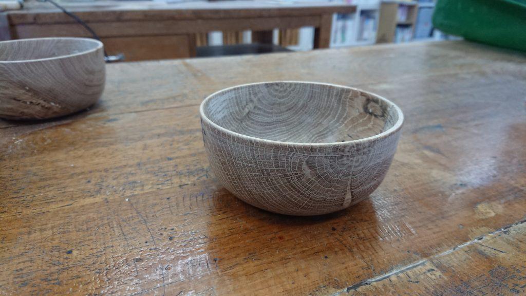木工旋盤 ワークショップ お椀づくり 美濃加茂市 アベマキ