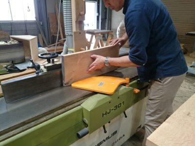 木工技術6日間コースの日程変更について