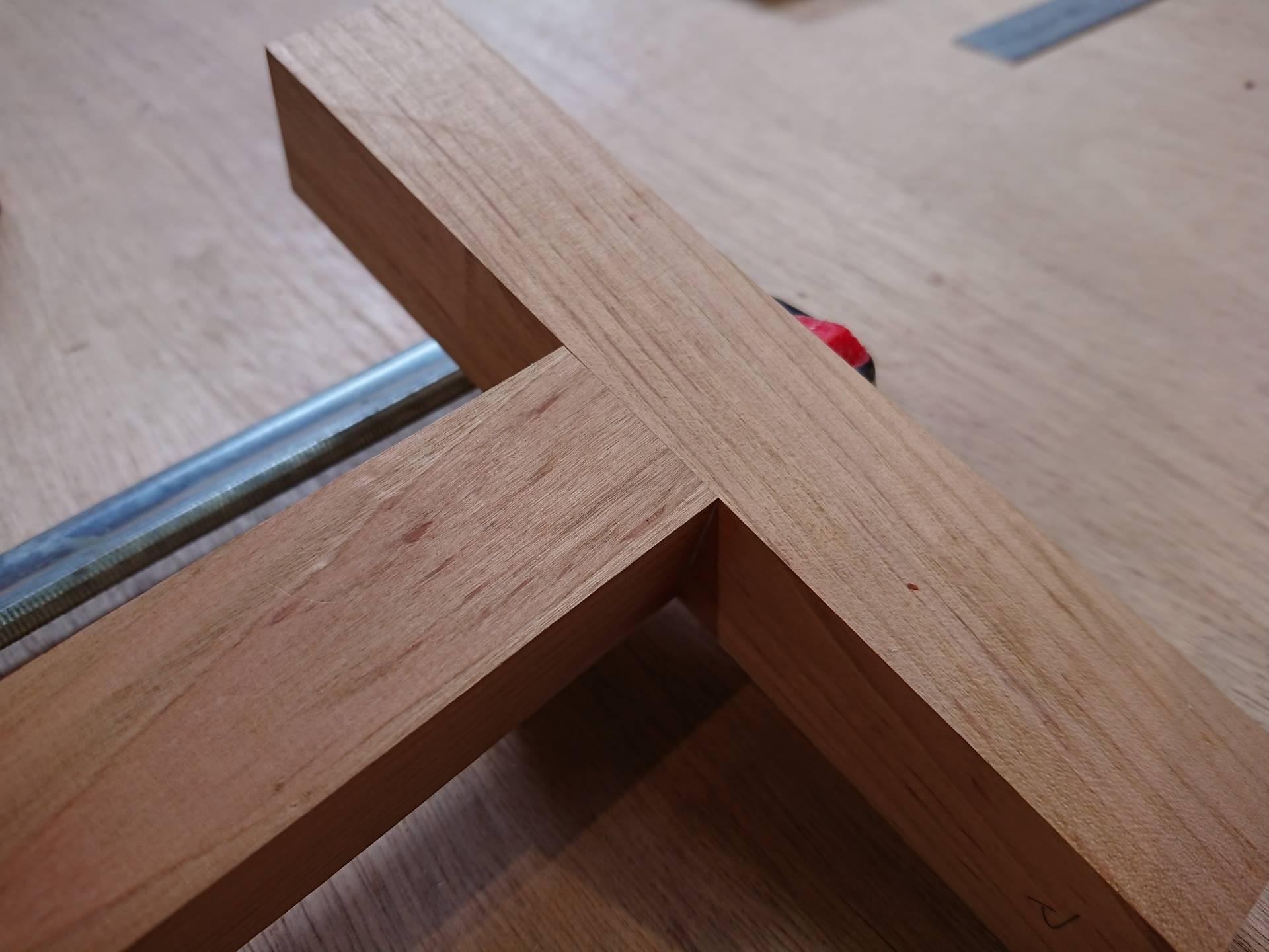 枘加工 ほぞ 木組み 仕口 ツバキラボ レッスン