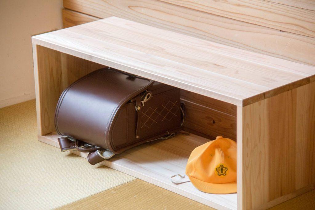 長良川おんぱく 木工 ワークショップ オープンボックス シンプル 収納