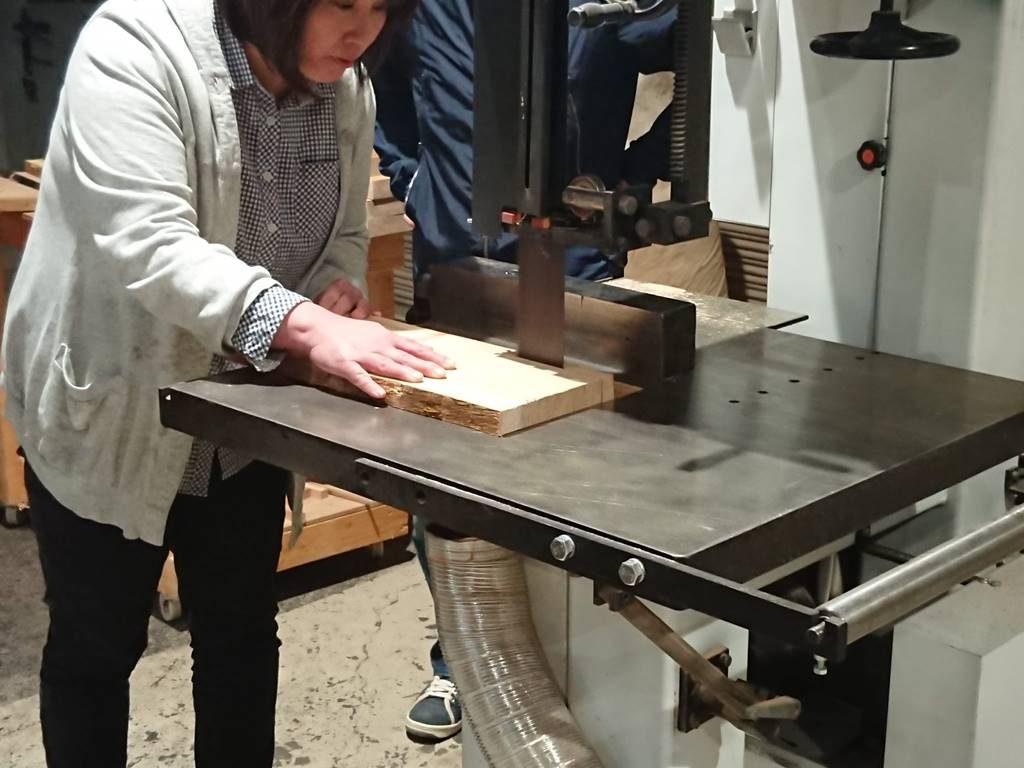ツバキラボ 木工教室 岐阜 木工旋盤 シェア工房 レッスン