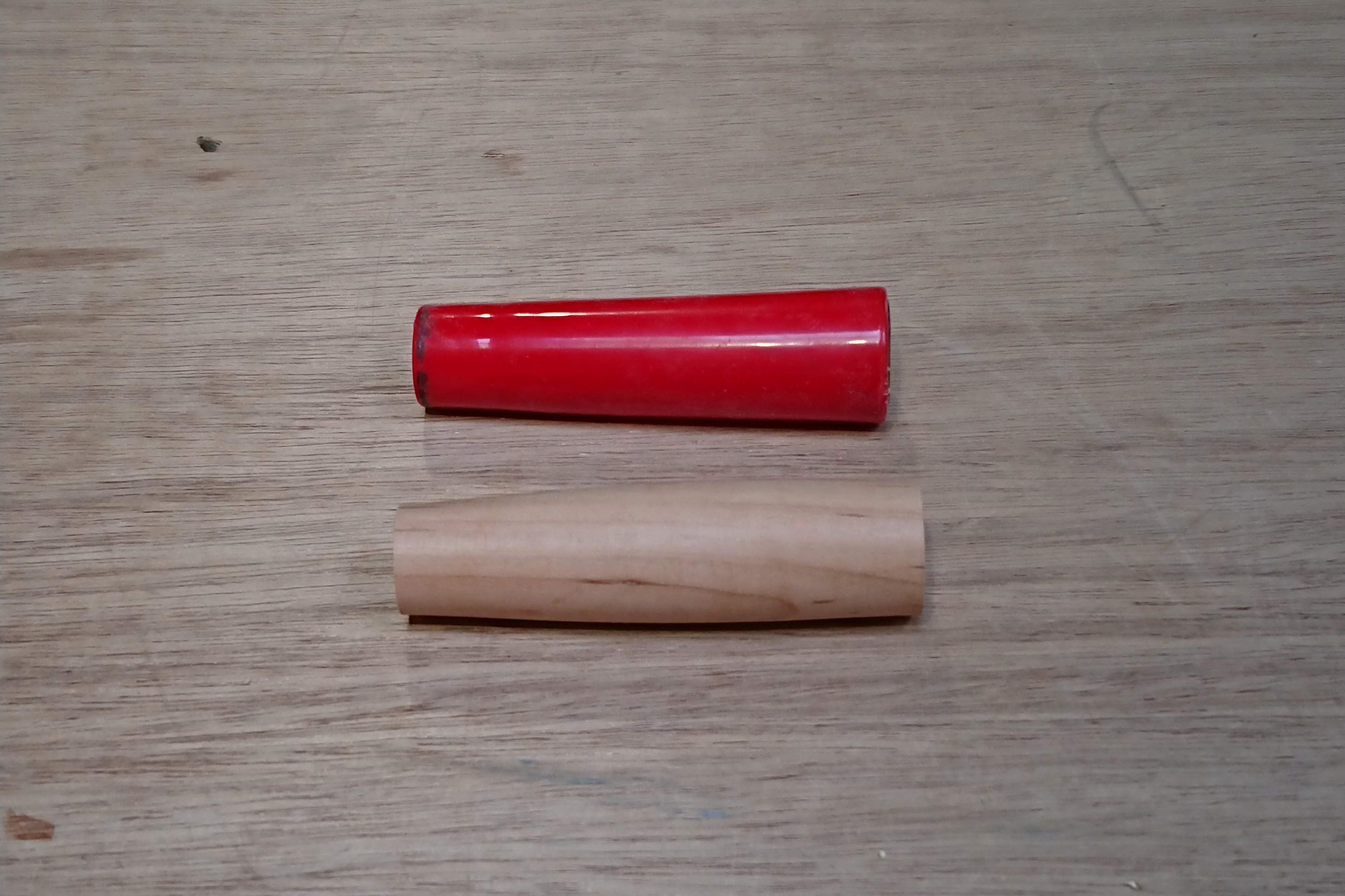 コーヒーミル ハンドル 木製