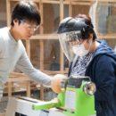 木工旋盤 教室 木工 ツバキラボ レッスン