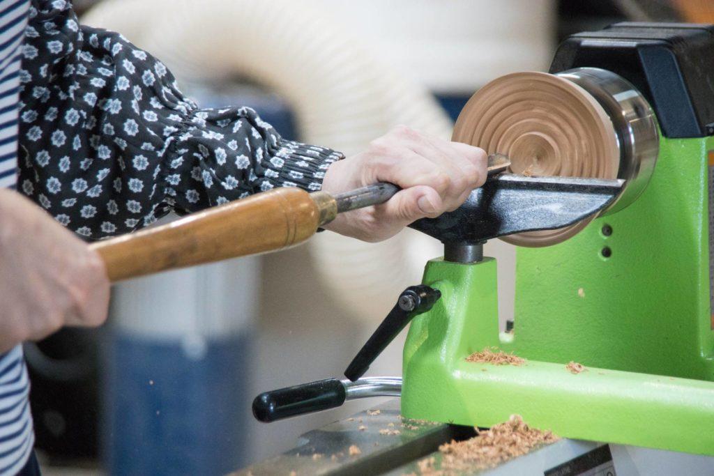 ウッドターニング 木工旋盤 レッスン 教室 ツバキラボ