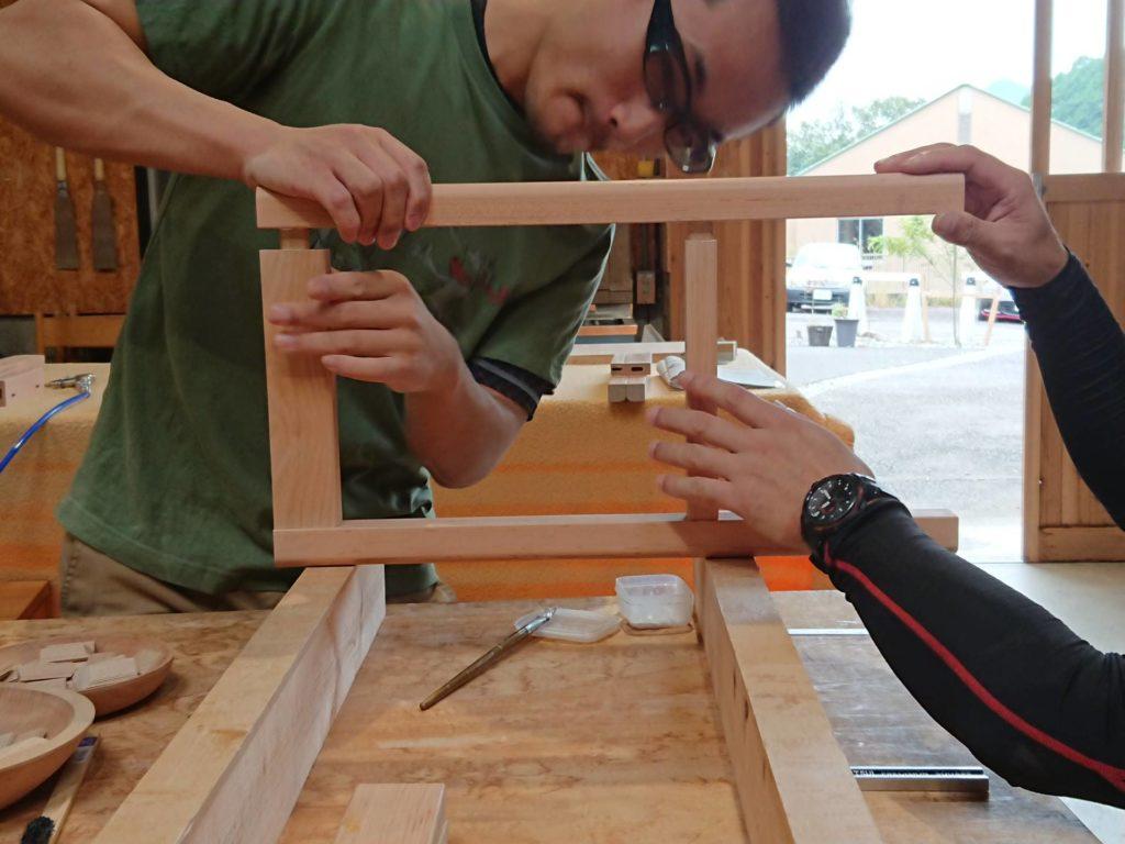 ツバキラボ 木工 教室