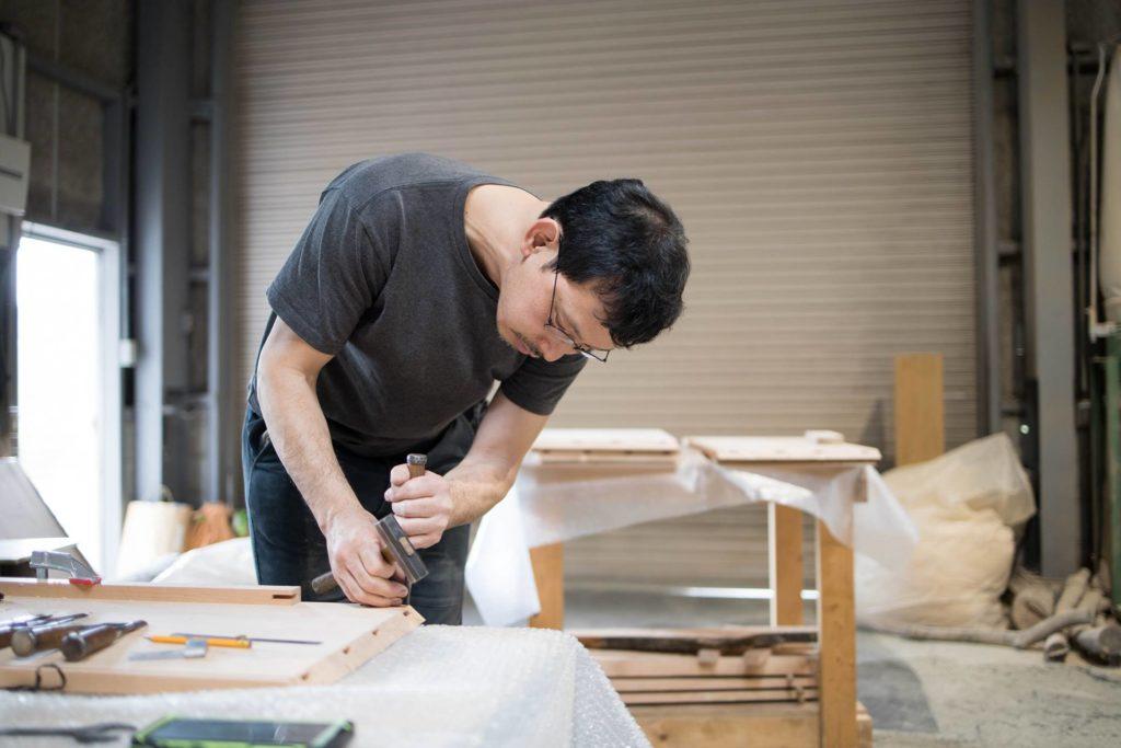山口博史 キャビネット Hiroshi Yamaguchi ツバキラボ