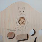 みちびーくる 木製おもちゃ エレベーター