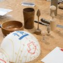 木工 木工旋盤 教室 ツバキラボ