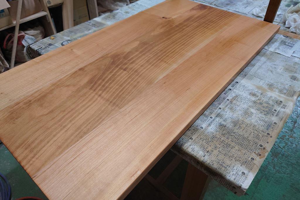 木工 木工旋盤 教室 ツバキラボ DIY デスク