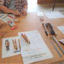 木工 木工旋盤 教室 ツバキラボ DIY ペンづくり ペンターニング 木のボールペン