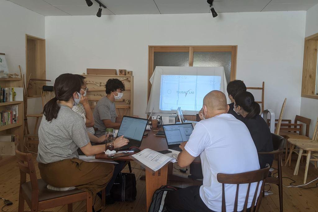 木工 木工旋盤 教室 ツバキラボ シェア工房 レーザーカッター Trotec