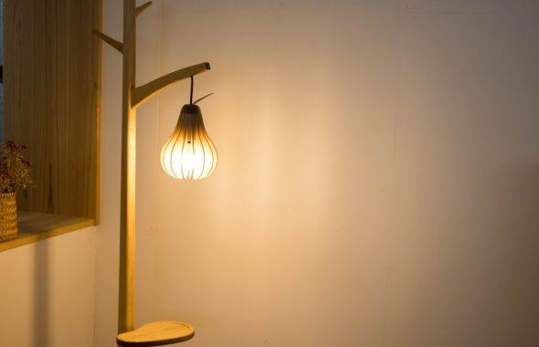 木工 木工旋盤 教室 ツバキラボ DIY フロアライト ランプ