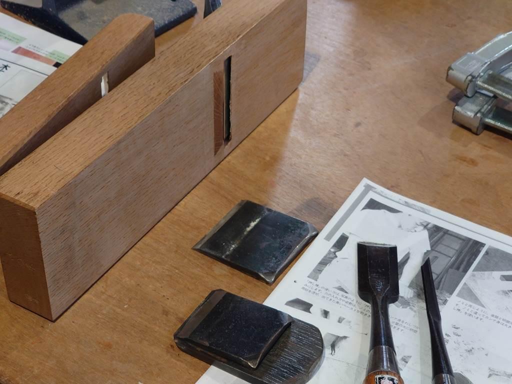 ツバキラボ 手工具 鉋 仕込み 講習