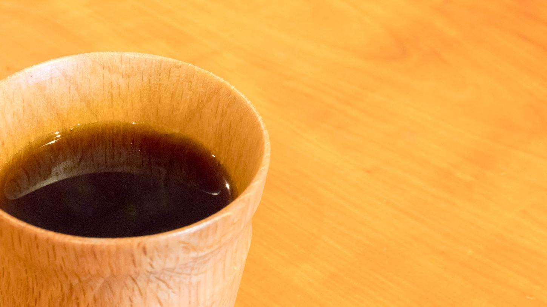 アベマキコーヒー 木 コーヒー