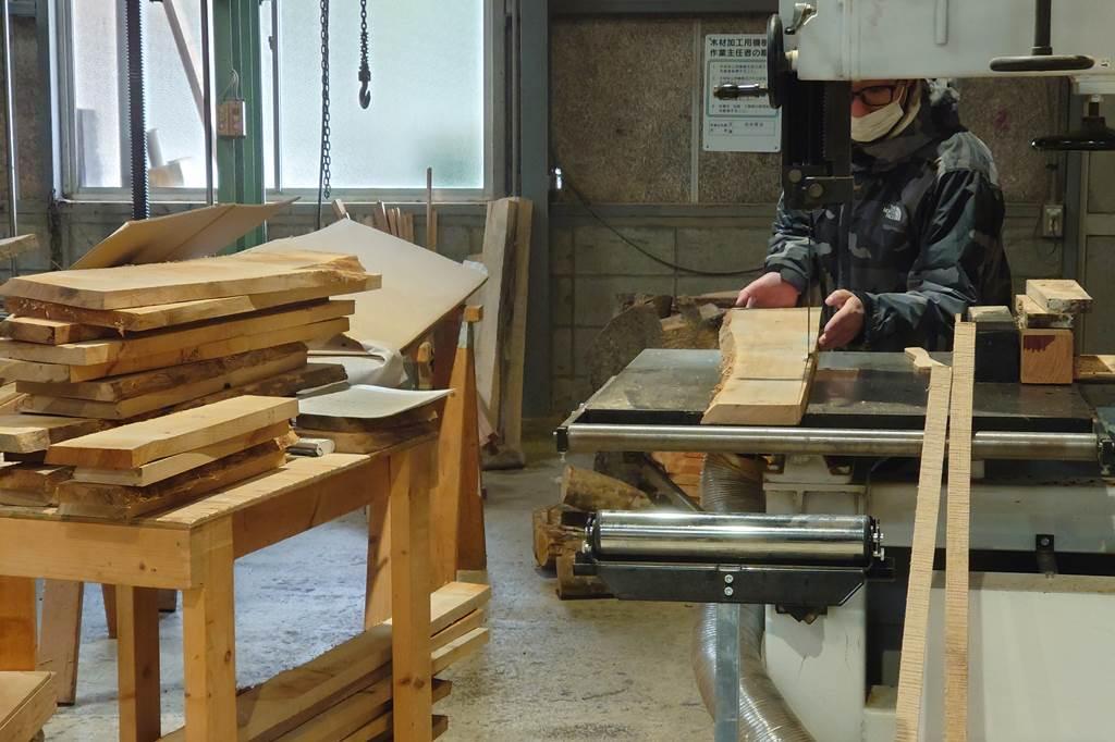 ツバキラボ シェア工房 DIY 家具づくり