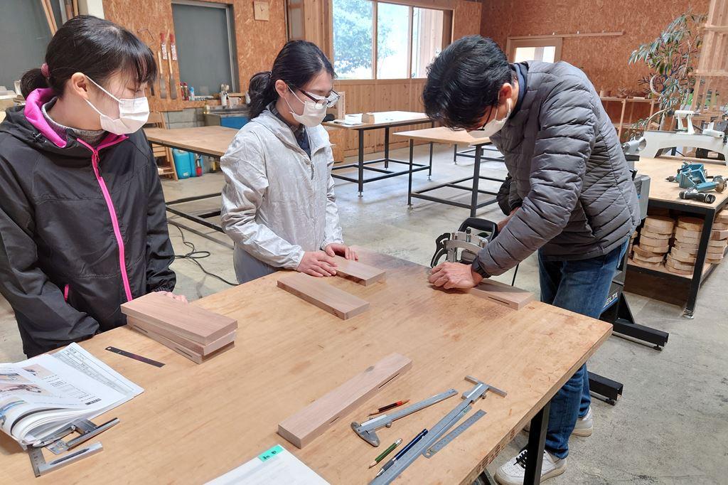 木工 教室 DIY ツバキラボ レッスン