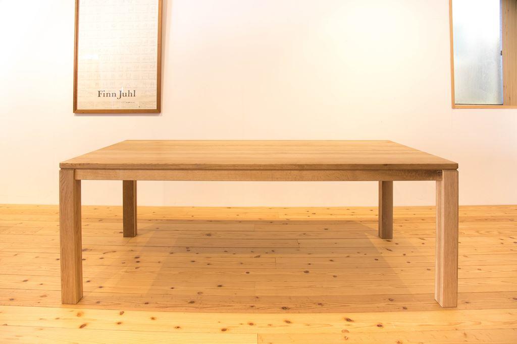 ツバキラボ ダイニングテーブル