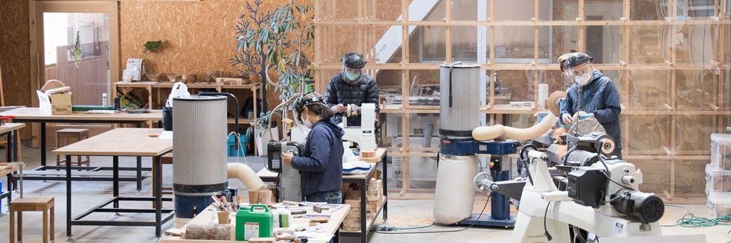 木工 DIY 木工教室 シェア工房 ツバキラボ 岐阜 名古屋